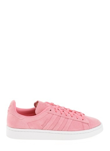 adidas Campus Stitch And T Pembe